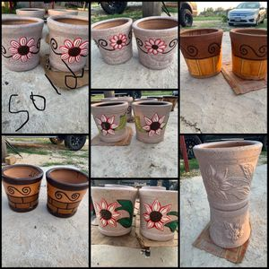 New Plant pots for Sale in Elmendorf, TX