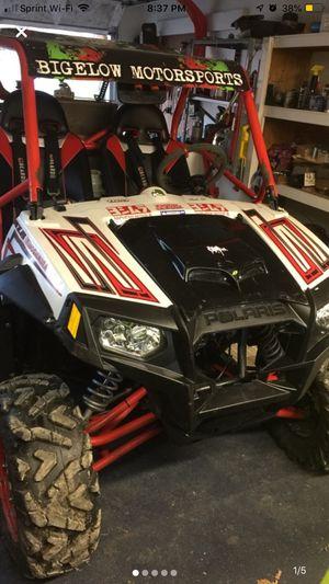 2011 Polaris Rzr 900 xp Racing for Sale in Buckhannon, WV