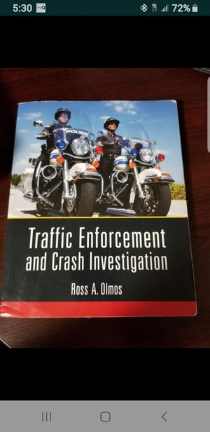 Traffic Enforcement and Crash Investigation by Ross A. Olmos. for Sale in Old Mill Creek, IL