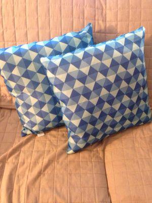 Decorative pillows for Sale in Brockton, MA