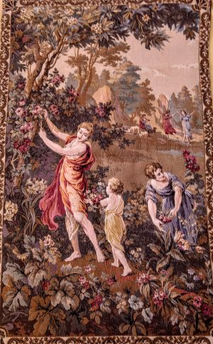 Tapestry made in Belgium for Sale in West Palm Beach, FL