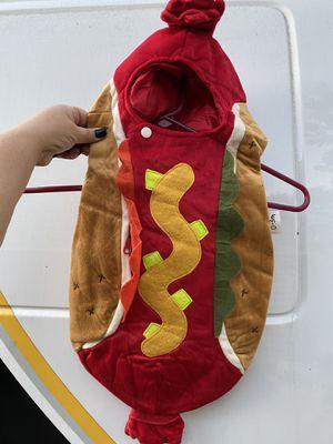Infant Hotdog costume 0-3 m for Sale in Lyman, SC