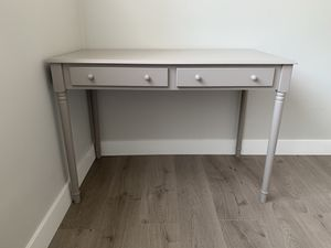 2 Drawer Writing Desk for Sale in Los Angeles, CA