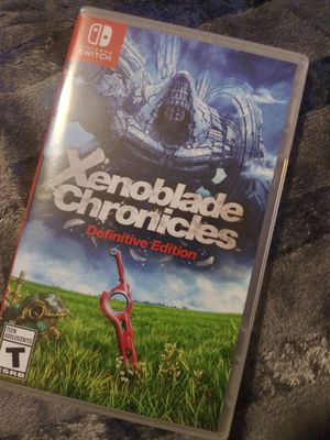 Xenoblade Chronicles Definitive Edition Nintendo Switch for Sale in Los Angeles, CA