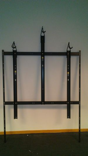 Have 6 bike racks that you hang on your wall two of them that hang three bikes rest you can hang for bikes for Sale in Denver, CO