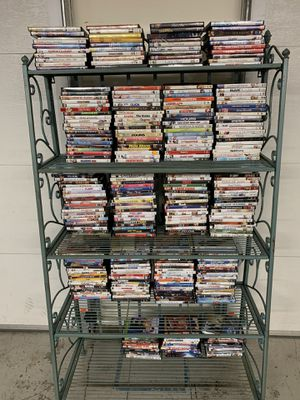 Over 300 DVDs. $300 takes all or $2 each for Sale in Camano, WA