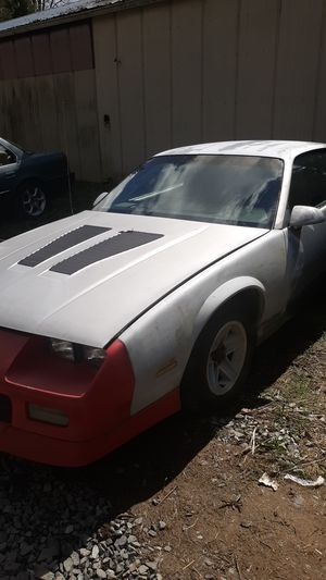 84 CHEVY Z28 for Sale in Everett, WA