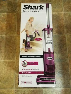 Shark Navigator Vacuum - Brand new & sealed for Sale in Hoffman Estates, IL
