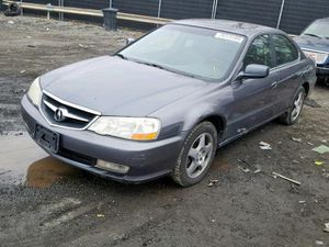 2003 ACURA 3.2TL 002043 Parts only. U pull it yard cash only. for Sale in Temple Hills, MD