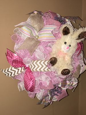 Small Easter Wreath for Sale in Abbottstown, PA