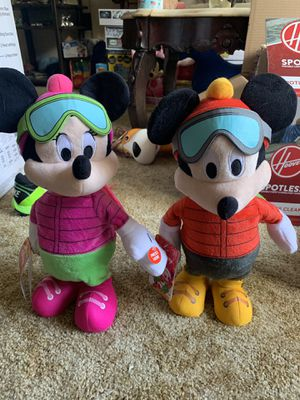 Mickey and Minnie for Sale in Mount Laurel Township, NJ