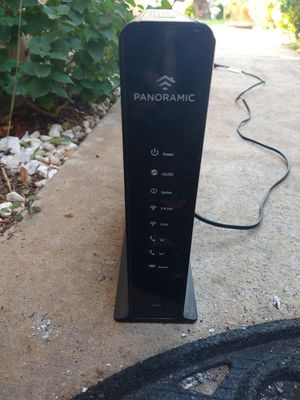 Panoramic wifi modem for Sale in Escondido, CA