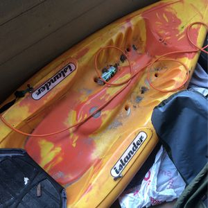Islander 10' Kayak for Sale in Vista, CA