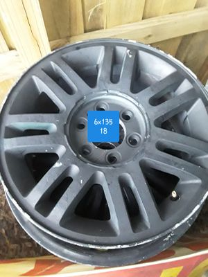 Ford 18 inch rims for Sale in GRANT VLKRIA, FL