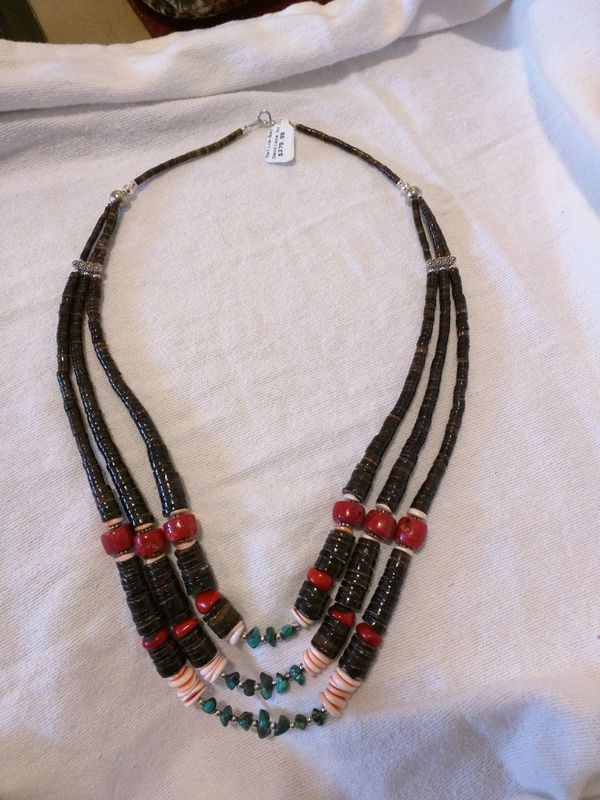 Authentic Navajo necklace