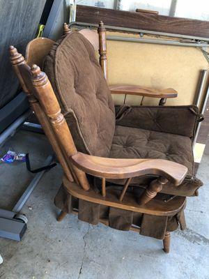 Beautiful antique rocking chair for Sale in Phoenix, AZ