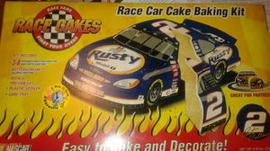 "Race Car cake pan. ""Race Cakes"" for Sale in West Palm Beach, FL"