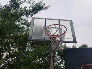 Basketball hoop Reebok pro for Sale in Palmetto Bay, FL