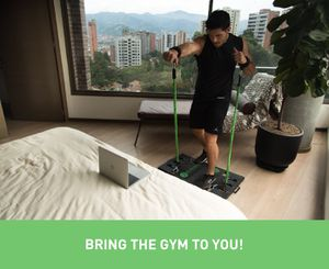 BodyBoss Home Gym 2.0 - Full Portable Gym for Sale in Stafford, TX