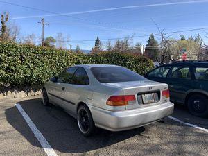 1998 Honda Civic Hx for Sale in Ashland, OR