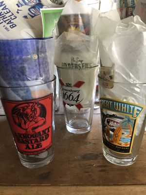 Pint glasses for Sale in Long Beach, CA