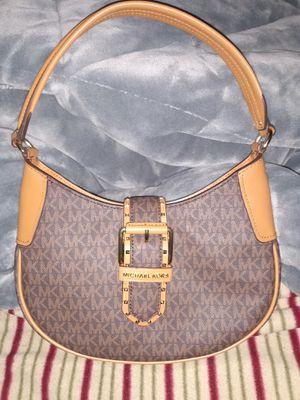Michael Kors Lillian BRN/ACORN Small Shoulder Bag for Sale in Goodlettsville, TN