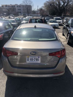 2013 Kia Optima for Sale in Takoma Park, MD