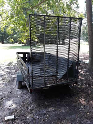 Utility trailer for Sale in Durham, NC