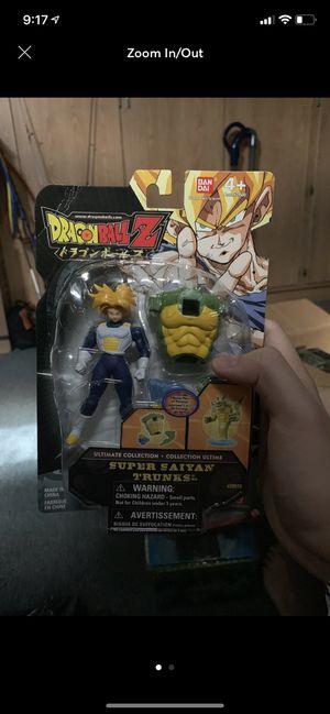 Dragon Ball Z Super Sayian Trunks for Sale in Glendale, AZ