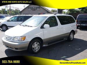2002 Toyota Sienna for Sale in Happy Valley, OR