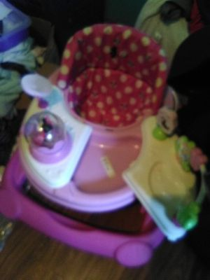 Minnie Mouse Walker for Sale in Lost Creek, WV