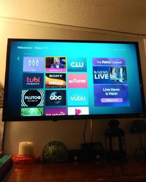 "32"" hisense roku tv for Sale in Saginaw, OR"