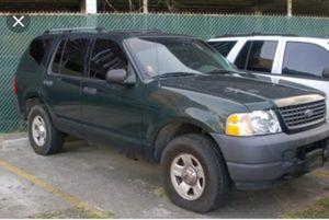 2005 ford explorer 5 speed manual 4x4 for Sale in Lanoka Harbor, NJ