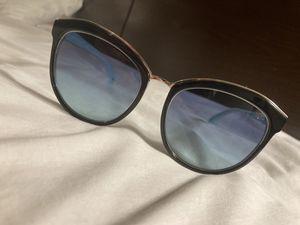 Tiffany & Co. Sunglasses TF4146 56 Blue Designer New in box for Sale in Anaheim, CA