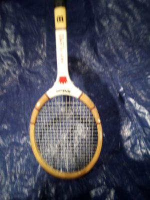 Jack Kramer tennis racket pretty new best offer for Sale in Los Angeles, CA