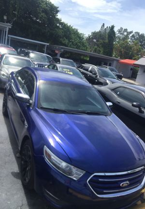 2012 Ford Taurus Limited for Sale in Miami, FL