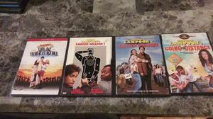 Assortment of National Lampoon movies for Sale in Sioux Falls, SD