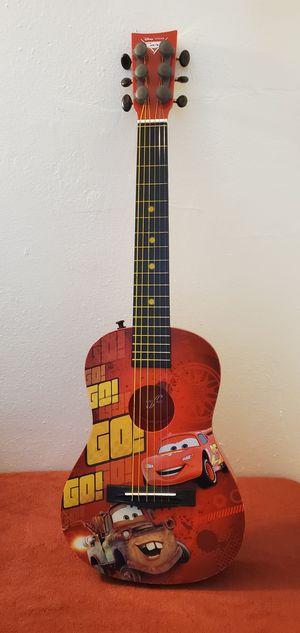 First Act Disney Pixar Cars Kids Guitar for Sale in Falls Church, VA