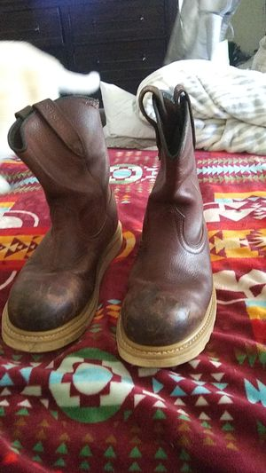 Irish setter work boots size 11 for Sale in Norman, OK