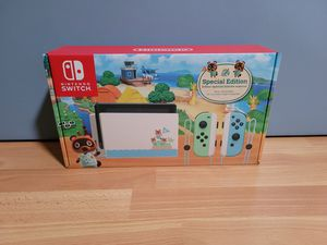 Animal Crossing themed switch for Sale in Union City, CA