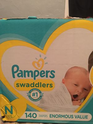 Pampers Swaddlers 130 Count for Sale in Garfield Heights, OH