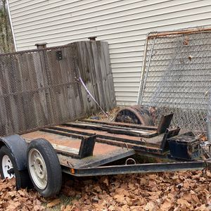 Motorcycle Trailer for Sale in Columbia, SC