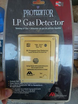 RV Propane Gas Detector for Sale in North Las Vegas, NV