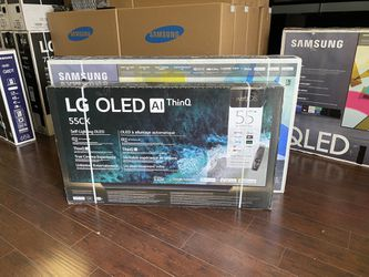 55 INCH LG OLED CX SMART 4K TVS BRAND NEW HDMI 2.1 GAMING TV SALE for Sale in Los Angeles,  CA