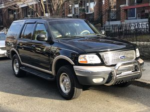 1999 Ford Expedition Eddie Bauer (2500.00 New Trans) Very Clean interior for Sale in Washington, DC