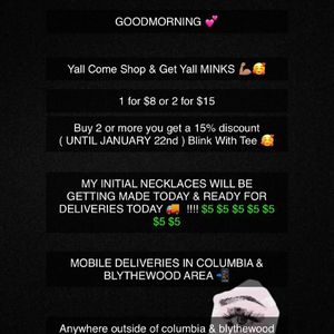 SHOP WITH ME ( Blink with tee 🥰) for Sale in Columbia, SC