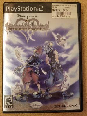 Kingdom Hearts Re: Chain of Memories for Sale in Winchester, CA