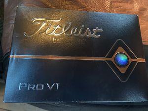 Titleist ProV1 Golf Balls for Sale in Phoenix, AZ