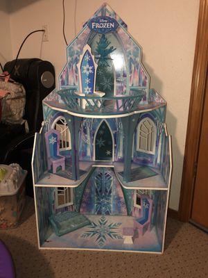 Frozen doll house for Sale in Kennewick, WA