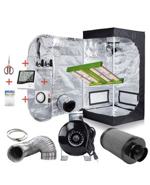 Grow tent set up for Sale in Las Vegas, NV